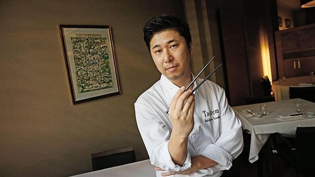 Yoshi yanome desvela los secretos del mejor sushi de espa a - Restaurante tastem valencia ...