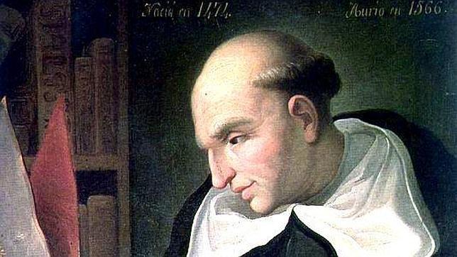 Ilustración de Bartolomé de Las Casas
