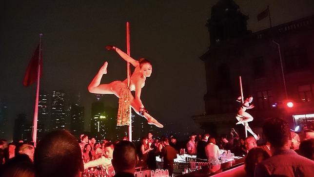 Baile erotico de las chicas bala en seb 2017 - 1 part 5