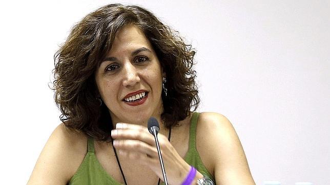 Irene Lozano en una imagen de archivo