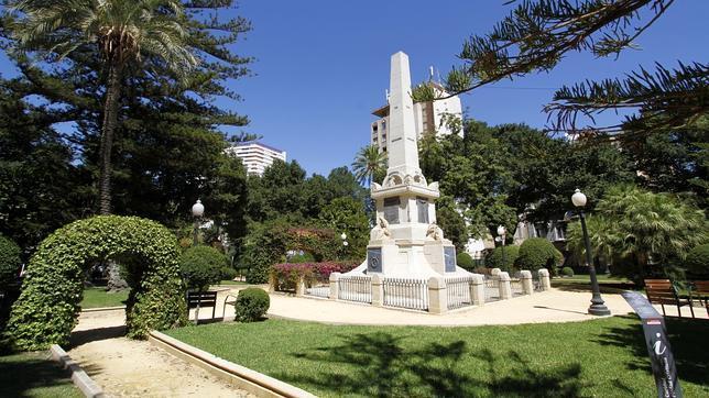 Parque del Panteón de Quijano. Descubre Alicante: mucho más que playa