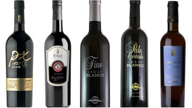 Diez vinos sobresalientes de Montilla-Moriles