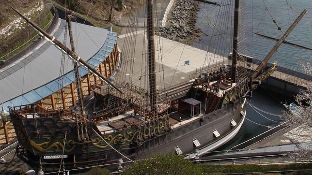 Reconstruida una réplica del San Juan Bautista