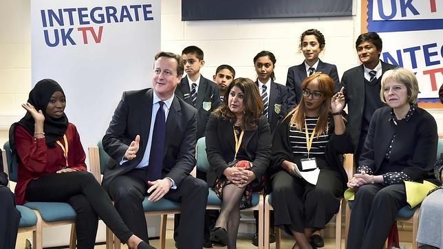 Cr?ticas musulmanas a las medidas de David Cameron contra el extremismo islamista