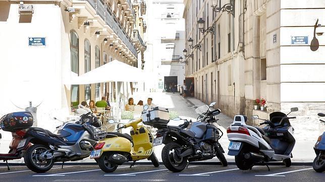 Las ventas de motos de segunda mano aumentan un 5,8%