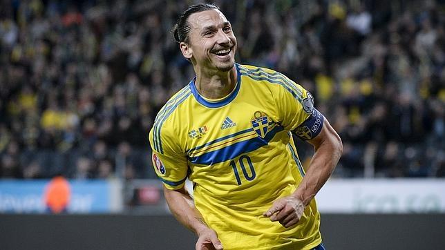 Zlatan Ibrahimovic quiere ir a los Juegos Olímpicos