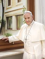 El Papa: «Soy consciente de que la voz de la Iglesia es a veces la voz que grita en el desierto»