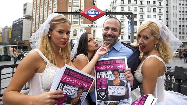 Los espa oles infieles registrados en ashley madison - Ashley madison espana ...