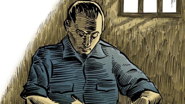 José Antonio, en la prisión