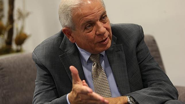 El alcalde de Miami, Tomás Regalado, en un momento de la entrevista