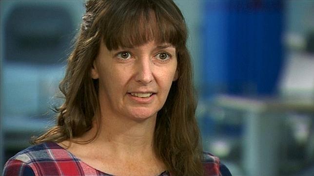 Pauline Cafferkey, en una imagen de 2014