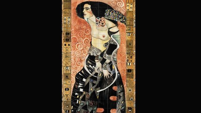 «Giuditta II», la obra de Klimt que el alcalde de Venecia está dispuesto a vender