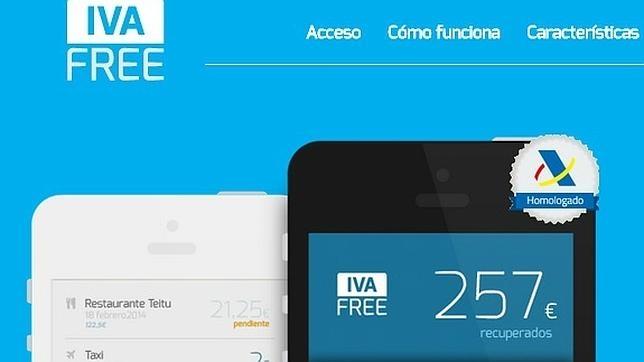 Aplicación para deducir facturas por parte de autónomos y empresarios