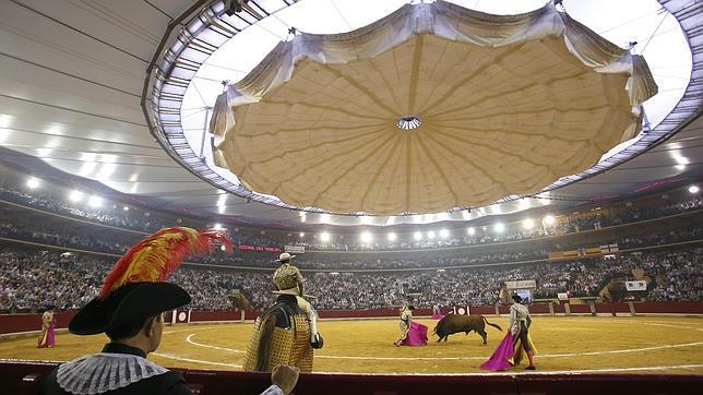 El «Gordo» de la Feria del Pilar: 122.824 espectadores asistieron a los toros