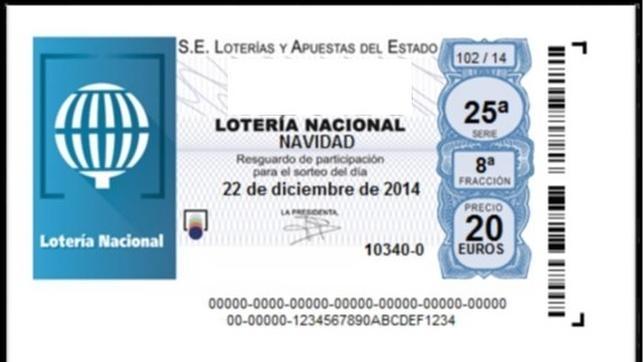 Dibujos De Loteria De Navidad.Loteria De Navidad La Loteria Por Terminal Se Llena De