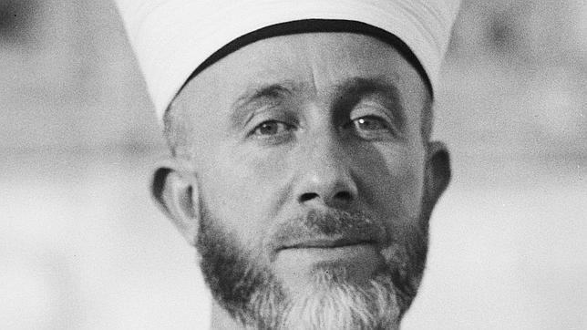 El muftí Amín al Hussein