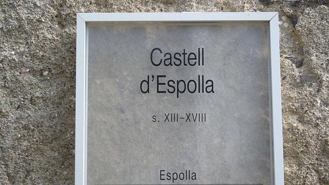 El municipio de Espolla está situado en la provincia de Gerona
