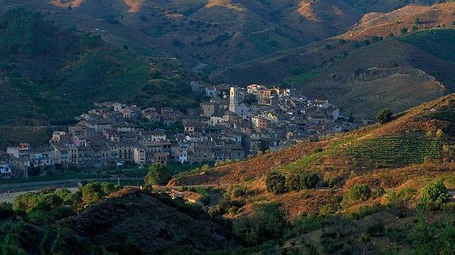 El municipio de Porrera, en el Priorato, es conocido por sus vinos