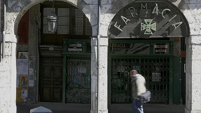 Una de las farmacias más antiguas de Valladolid