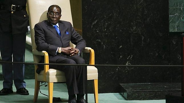 Robert Mugabe, el dictador más longevo de África