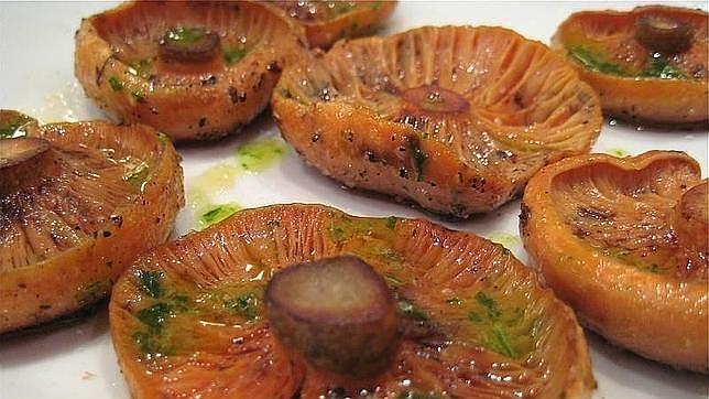Seis restaurantes imprescindibles para comer setas for Platos faciles para cocinar
