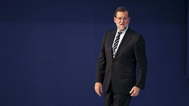 Mariano Rajoy este jueves