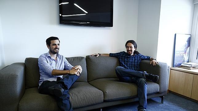 Garzón reta a Pablo Iglesias a un debate de poder a poder