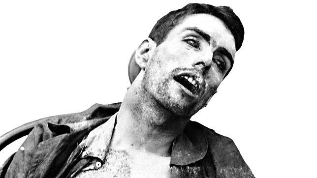 El cadáver de Mateo Morral