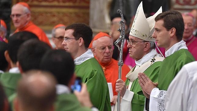 El Papa Francisco ha clausurado el Sínodo más abierto y transparente de los 27 celebrados en los 50 años de existencia de los sínodos