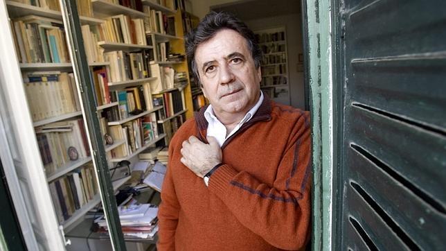 El escritor Luis Landero, en una imagen de archivo