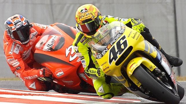 Rossi, un genio con manchas