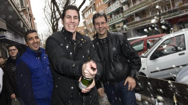 lotería del niño - Madrid, una ciudad de oro para la Lotería del Niño