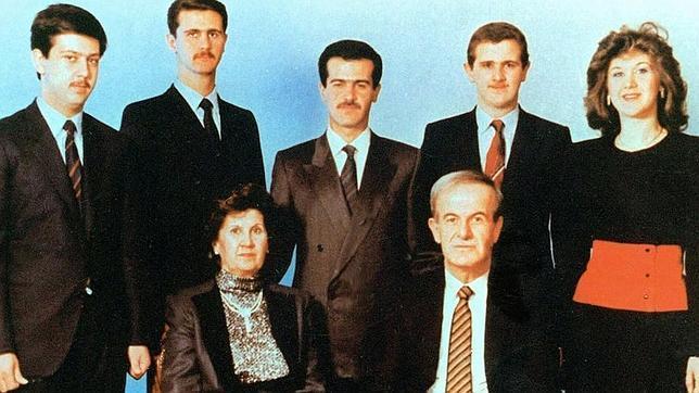 Los Assad, el poder de la Familia