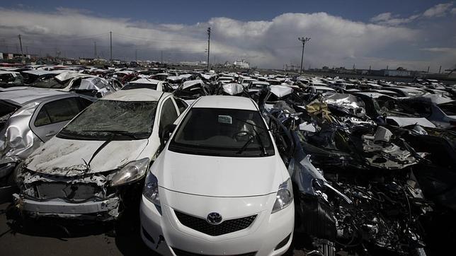 Un Tsunami En El Motor De Jap N