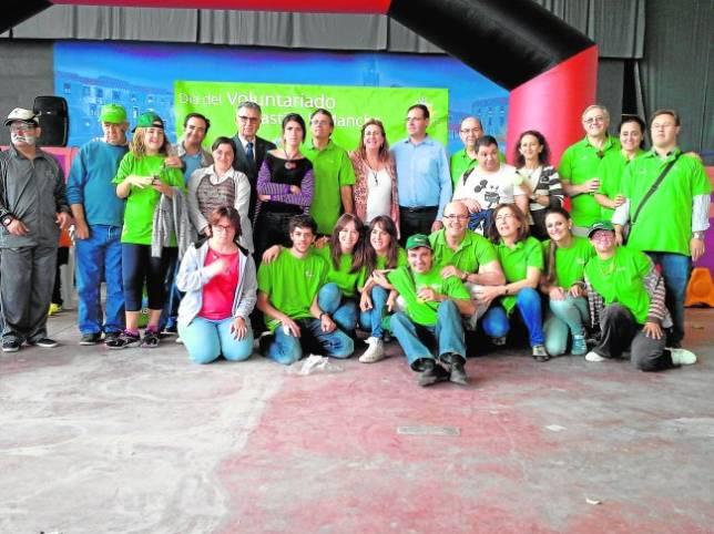 Los empleados de Iberdrola se vuelcan con los discapacitados