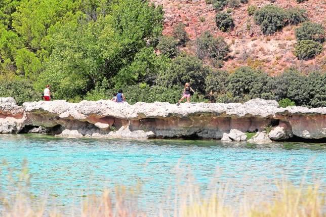 La dirección del Parque está realizando una labor de captación de visitantes fuera de los meses de verano,  cuando las visitas son masivas