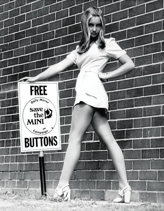 El controvertido medio siglo de la minifalda