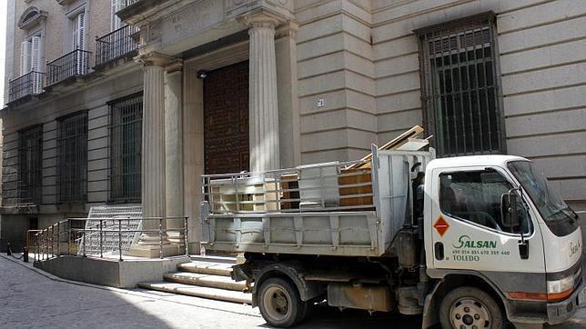 la sede del banco de espa a acoger las oficinas del catastro