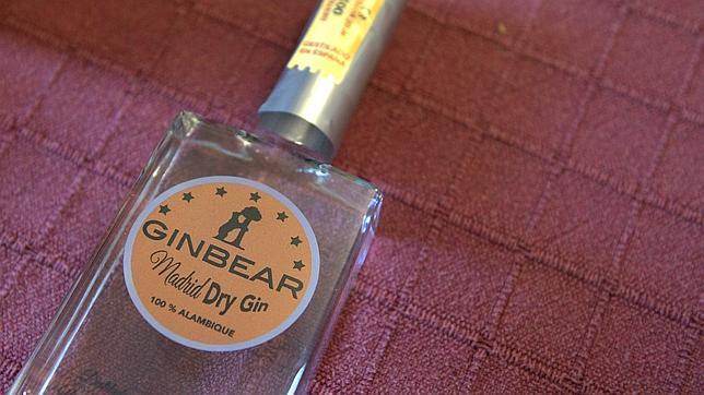 Gin Bear, la primera ginebra fabricada en Madrid