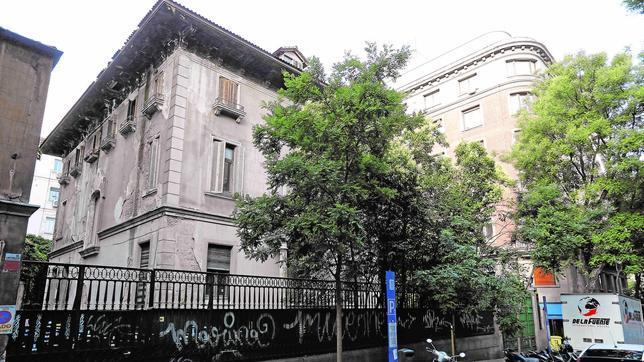 «Rescate» de uno de los últimos palacetes del barrio de Salamanca