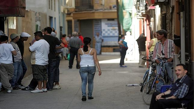 prostitutas callejeras leon barrio chino barcelona prostitutas