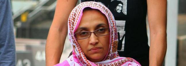 El juez deja que Haidar continúe en huelga de hambre, según su abogada