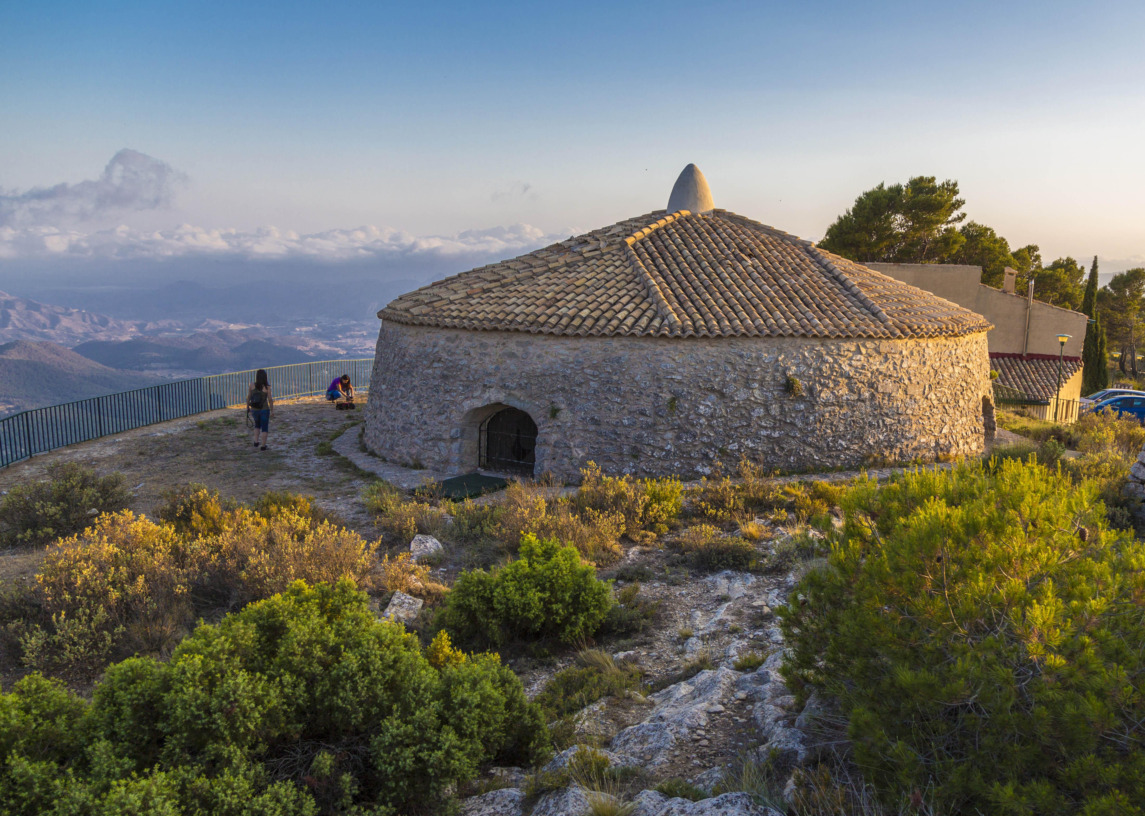 Diez restaurantes en entornos rurales de la provincia de Alicante