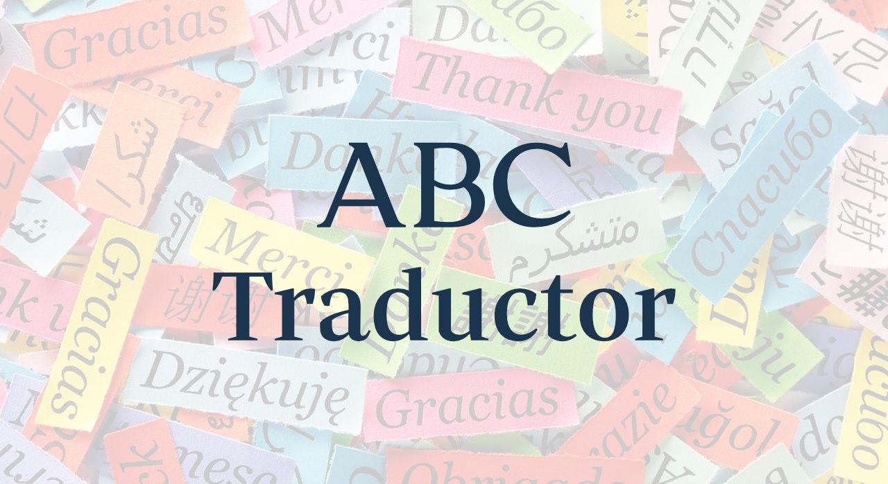 Traductor De Idiomas De Abces
