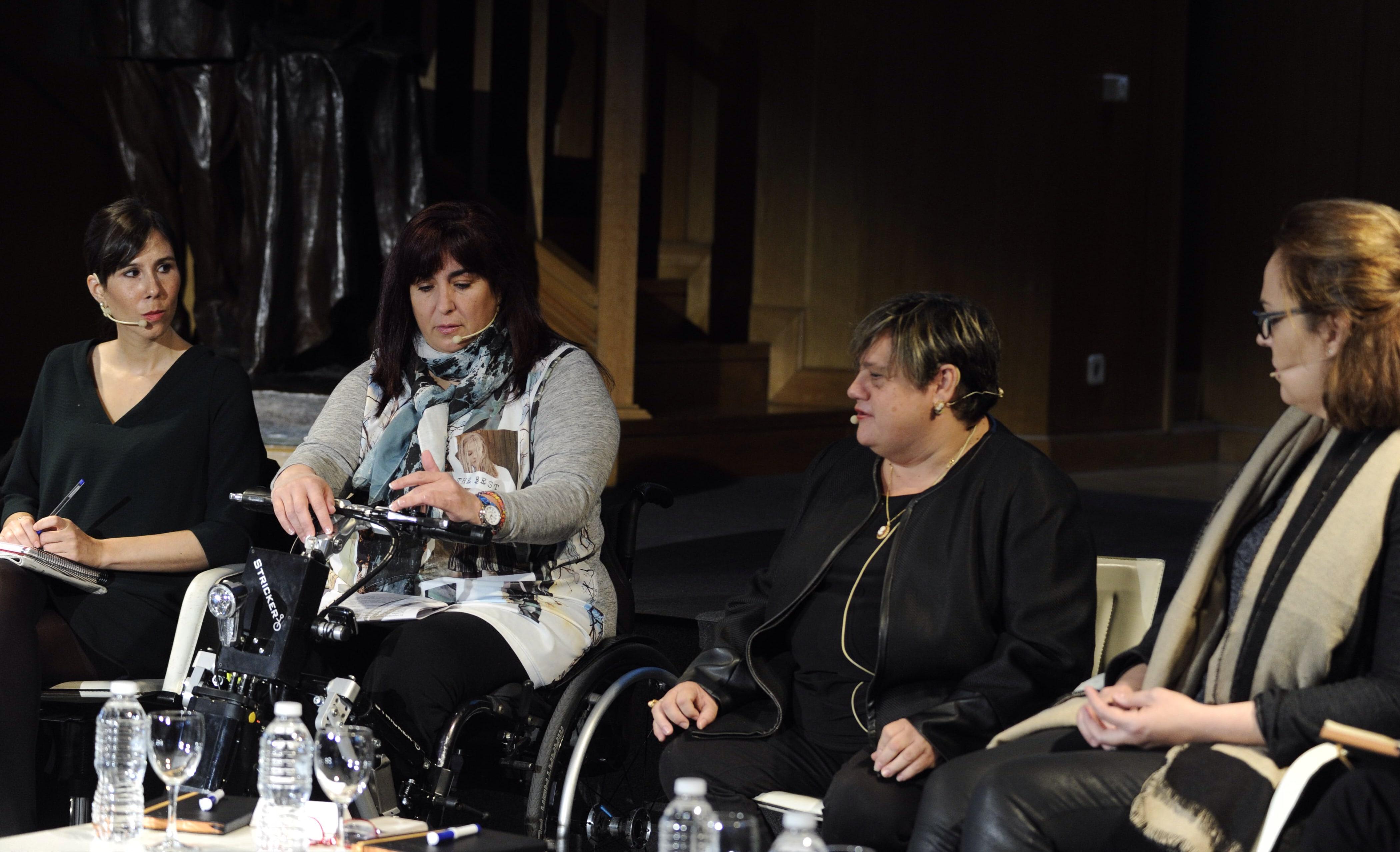 conocer gente discapacitada