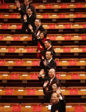 El régimen comunista chino se mantiene en su línea