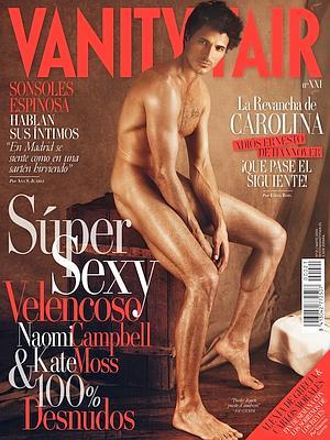 Andrés Velencoso Se Desnuda En Vanity Fair