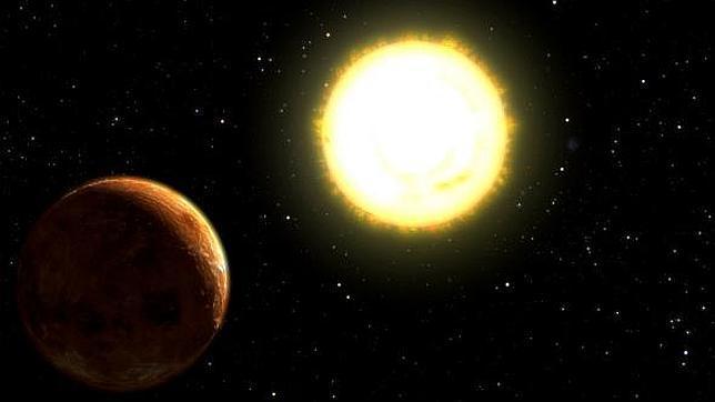 El planeta más denso jamás descubierto