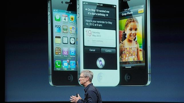 En directo: Apple presenta su nuevo iPhone 4S