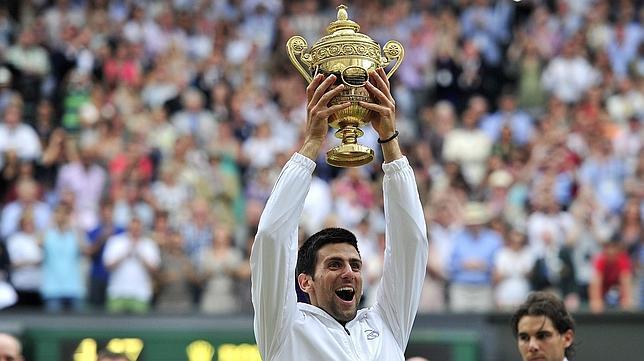 Y los mejores tenistas del año son... Novak Djokovic y Petra Kvitova